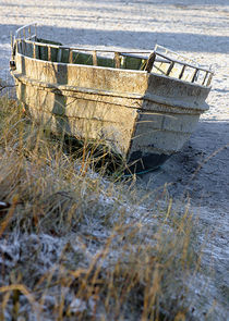 Old boat by balticus