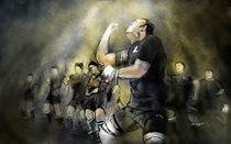 Maori Haka by Miki de Goodaboom