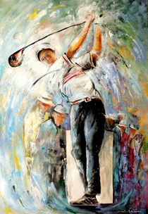 Tee Time by Miki de Goodaboom