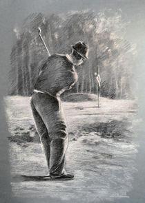 A Golf Chip by Miki de Goodaboom