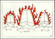 J.R.R. Tolkien - The White Ships are burning von dieroteiris