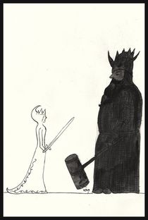 J.R.R. Tolkien - Morgoth and the F-Elf von dieroteiris