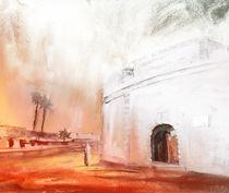 Essaouira Town 01 von Miki de Goodaboom