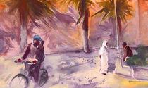 Essaouira Town 04 von Miki de Goodaboom
