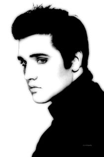 Young Elvis by Stephen Lawrence Mitchell