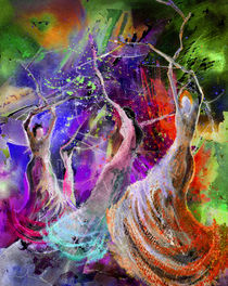 Flamenco Nights von Miki de Goodaboom