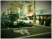 london taxi von Alice Gardoni