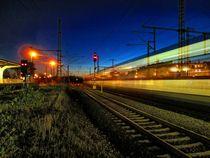 Night Train von Frank Voß