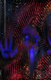 Death in Cyberspace by Thomas  Provencher