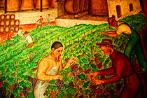 Harvest Before the Crush von Joseph Coulombe