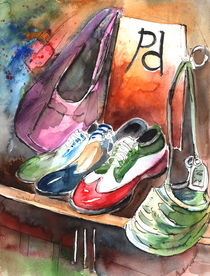 Italian Shoes 01 von Miki de Goodaboom