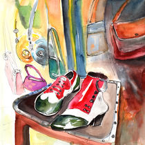 Italian Shoes 02 von Miki de Goodaboom