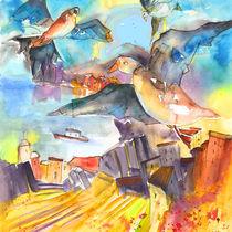 Cinque Terre 05 von Miki de Goodaboom