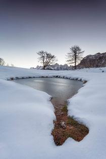 Sleme, Triglav national park by Bor Rojnik