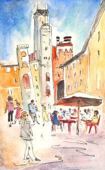 San Gimignano 02 by Miki de Goodaboom