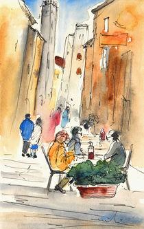 San Gimignano 04 by Miki de Goodaboom
