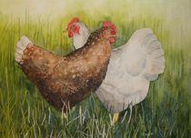 Hühnerschwatz von Sabine Sigrist