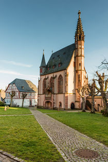 St. Michaelskapelle in Kiedrich by Erhard Hess