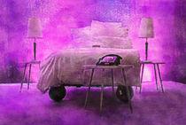 Zimmer in Pink von Viktor Peschel