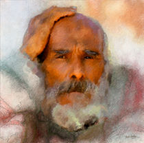 Old Man by bob galka