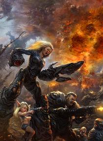 Beyond the Wall by Eldar Zakirov