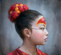 Nepalian Kumari  von Eldar Zakirov