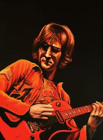 John Lennon painting von Paul Meijering