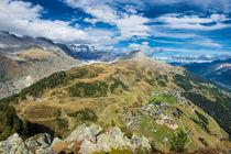 UNESCO Welterbe Schweizer Alpen Jungfrau-Aletsch von Matthias Hauser