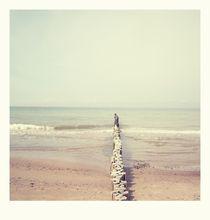 Retro Beach Warnemünde von Frank Voß