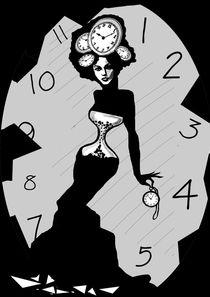 Time von Maria Buzueva