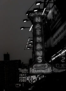Coney Island Noir von Jon Woodhams