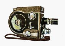 Revere 8 Movie Camera von Jon Woodhams