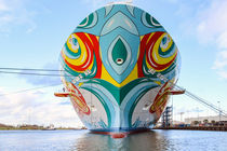 Cruise Liner Norwegian Getaway  by madle-fotowelt