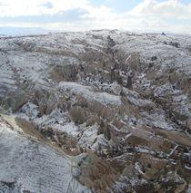 Cappadocia Turkey, view from the balloon von mehrfarbeimleben