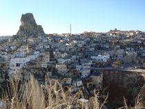 Cappadocia Turkey, view from the balloon2 von mehrfarbeimleben
