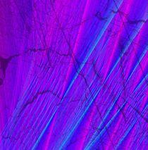 blaue Vision von mehrfarbeimleben