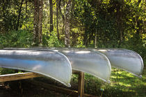 Canoes von Judy Hall-Folde