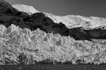Upsala glacier, Argentina, b/w von travelfoto