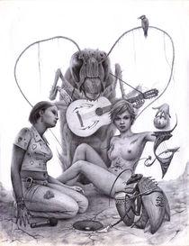 A musica da aliens by Eldar Zakirov