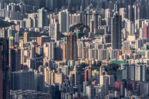 Hong Kong 12 by Tom Uhlenberg