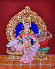 Saraswati von Pratyasha Nithin