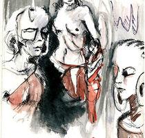 woman by Cornelia Papendick