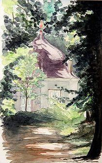 Rousseaukapelle von Bruno Schmidiger
