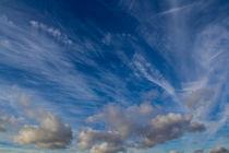 Drama sky by David Pyatt