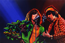 The Rolling Stones painting von Paul Meijering