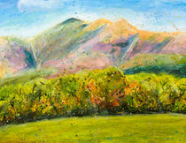 Skiddaw by Sally Joiner