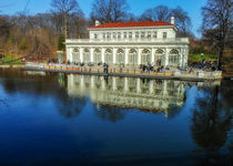 Prospect Park Boathouse von Jon Woodhams
