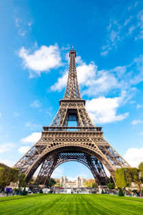 Eiffelturm, Paris by davis