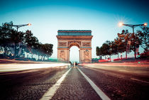Triumphbogen Paris by davis