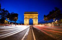 Triumphbogen Paris von davis
